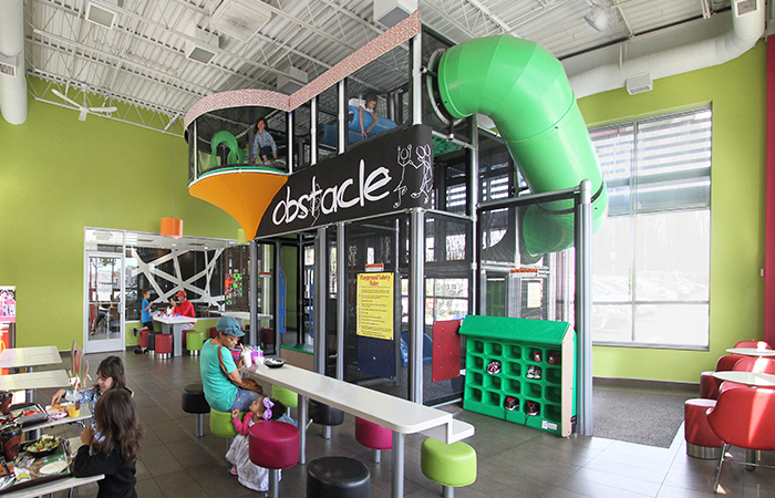 Commercial Indoor Playgrounds For Restaurants Soft Play