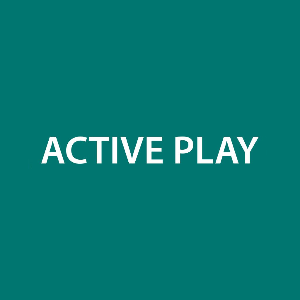 Active play button