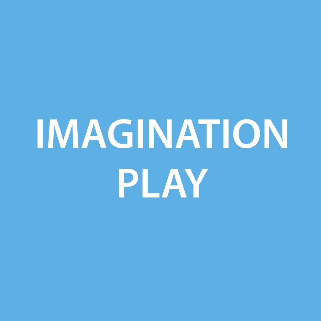 Imagination play button