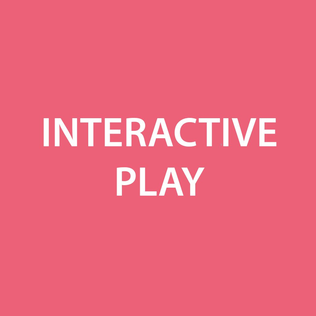 Interactive play button