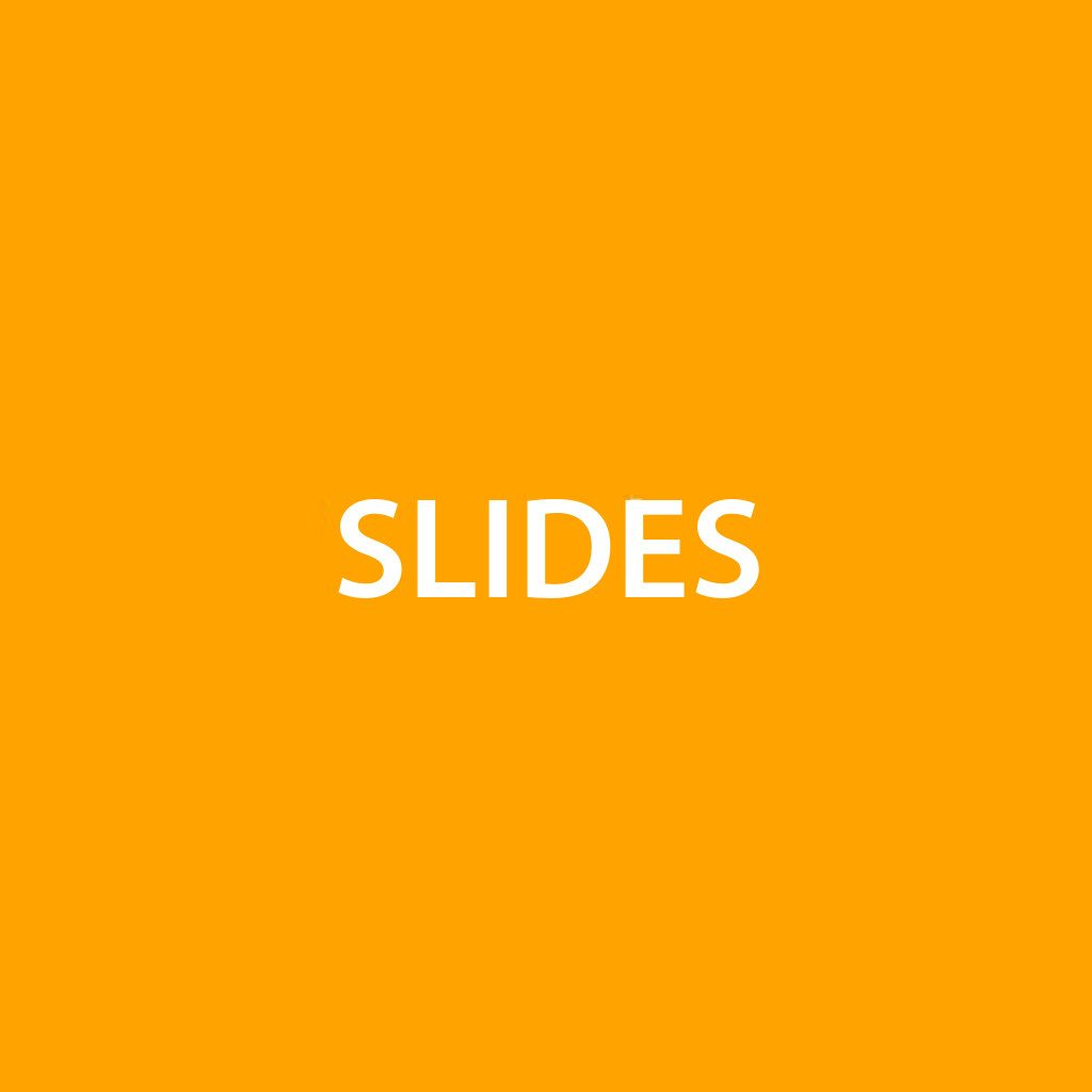 Slides button