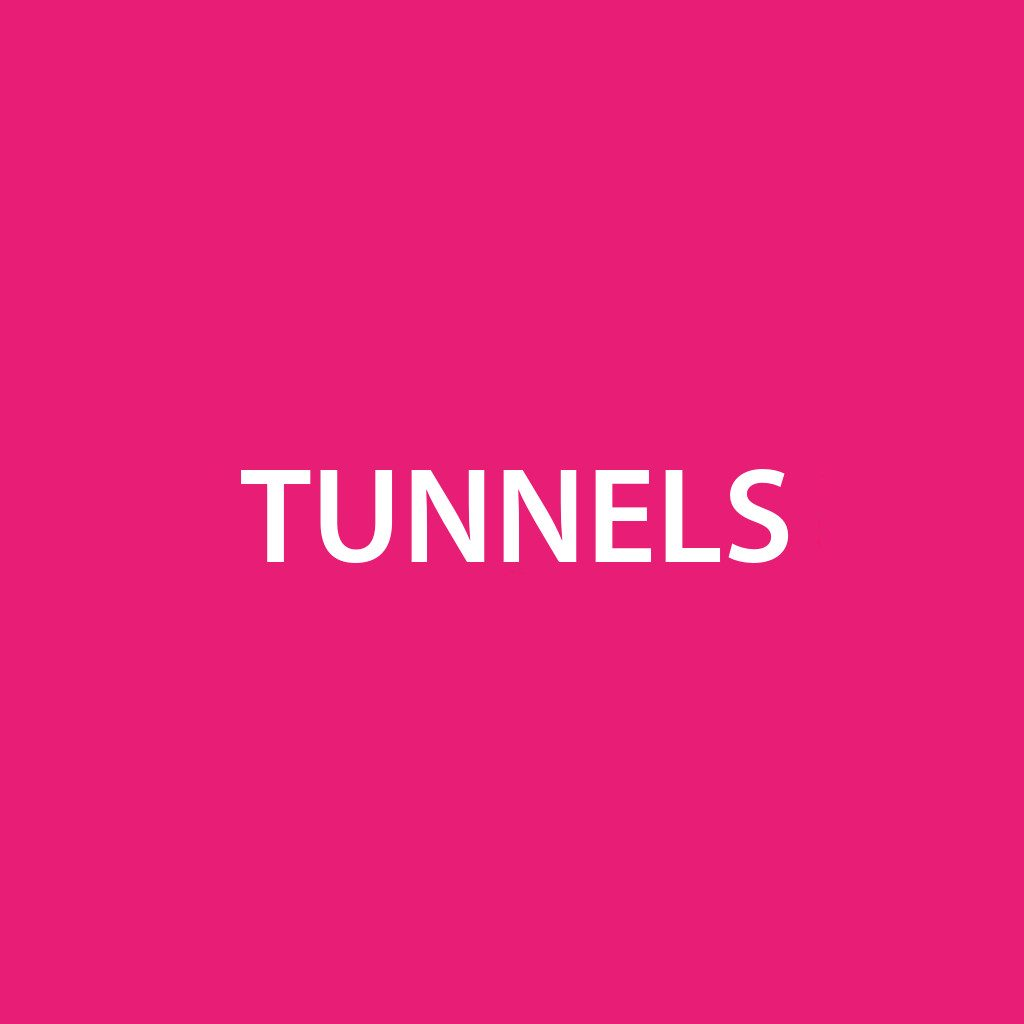 Tunnel buttons