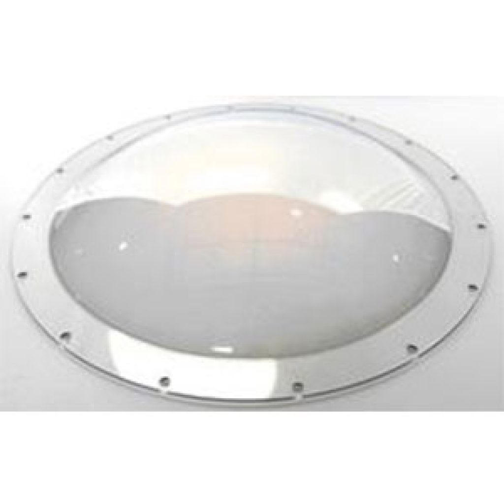 Dome Window for Playground Areas