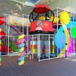 Large Candyland Themed Playground Design