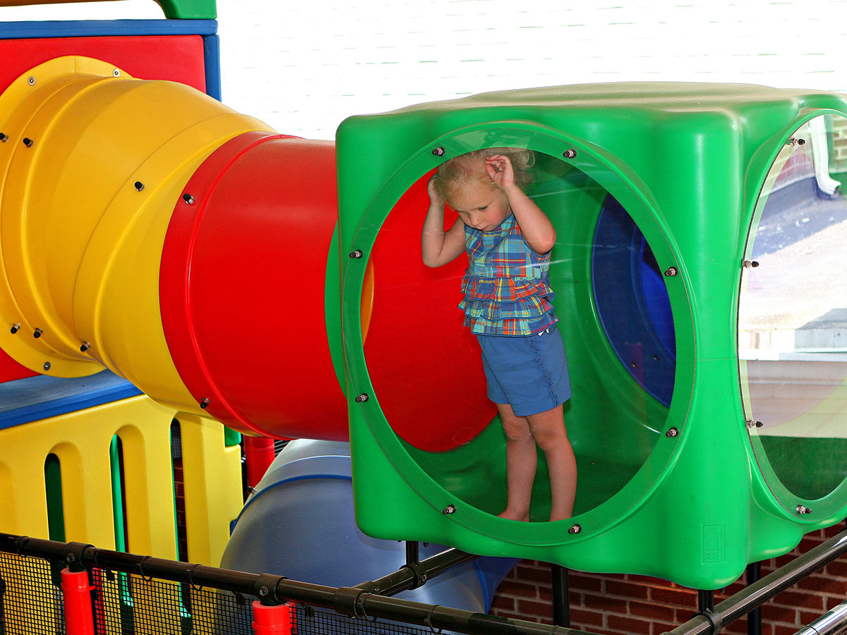 Commercial Indoor Playground Tunnels Playground Tube Crawls