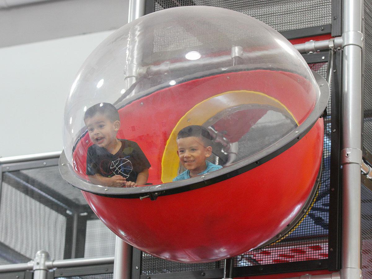 Observation Ball