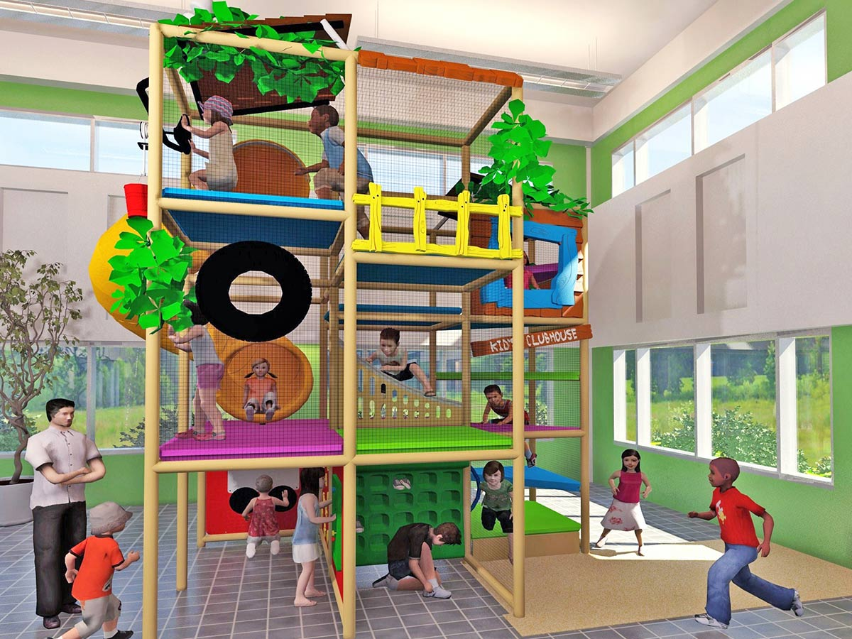 Kid's Clubhouse