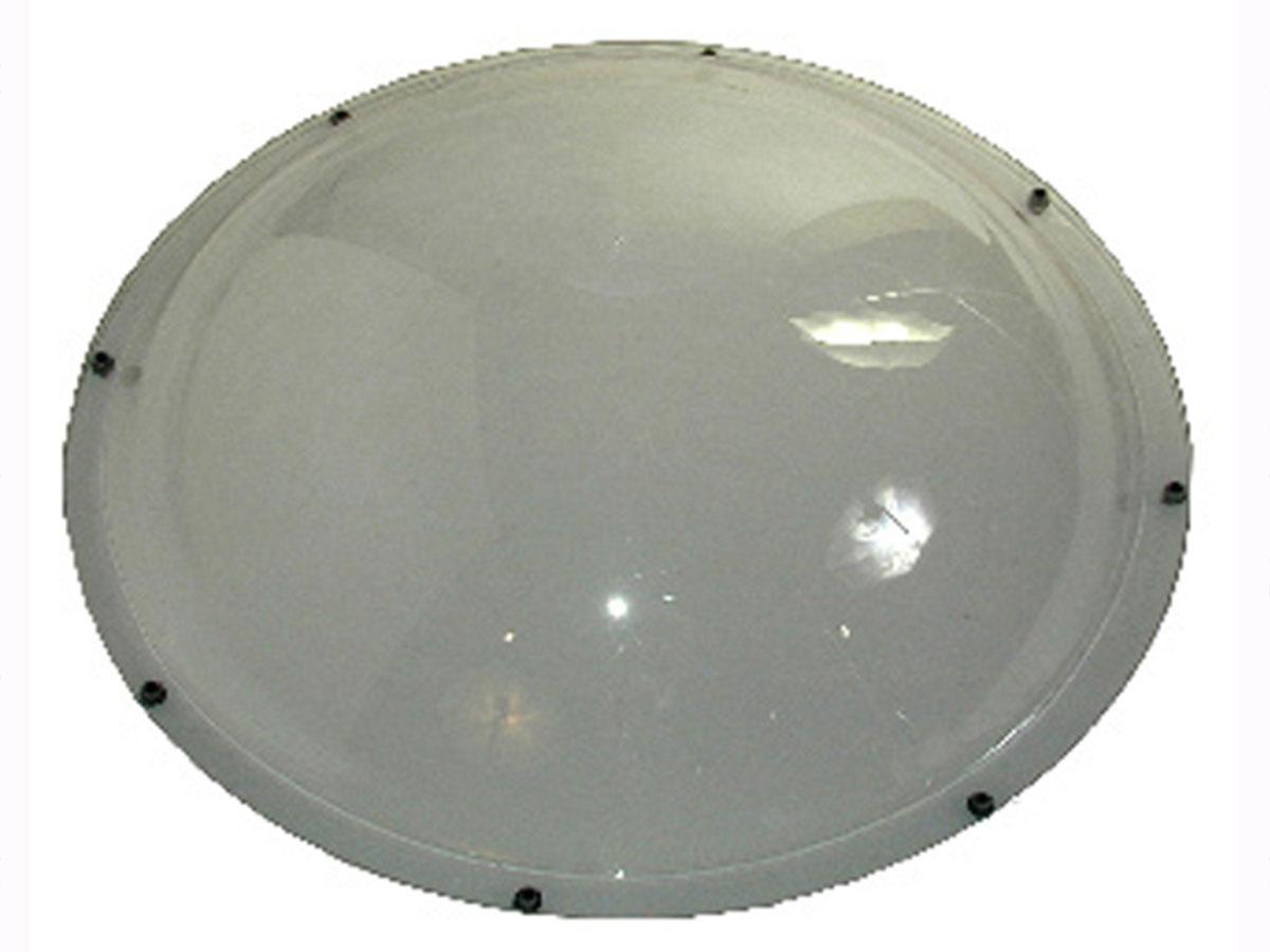 34″ Dia Dome