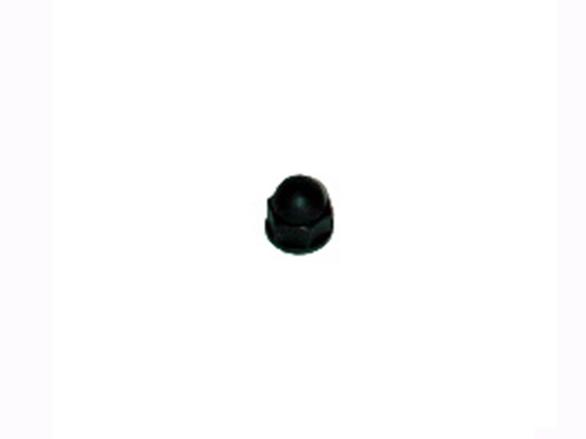 1/4″ Black Capnut