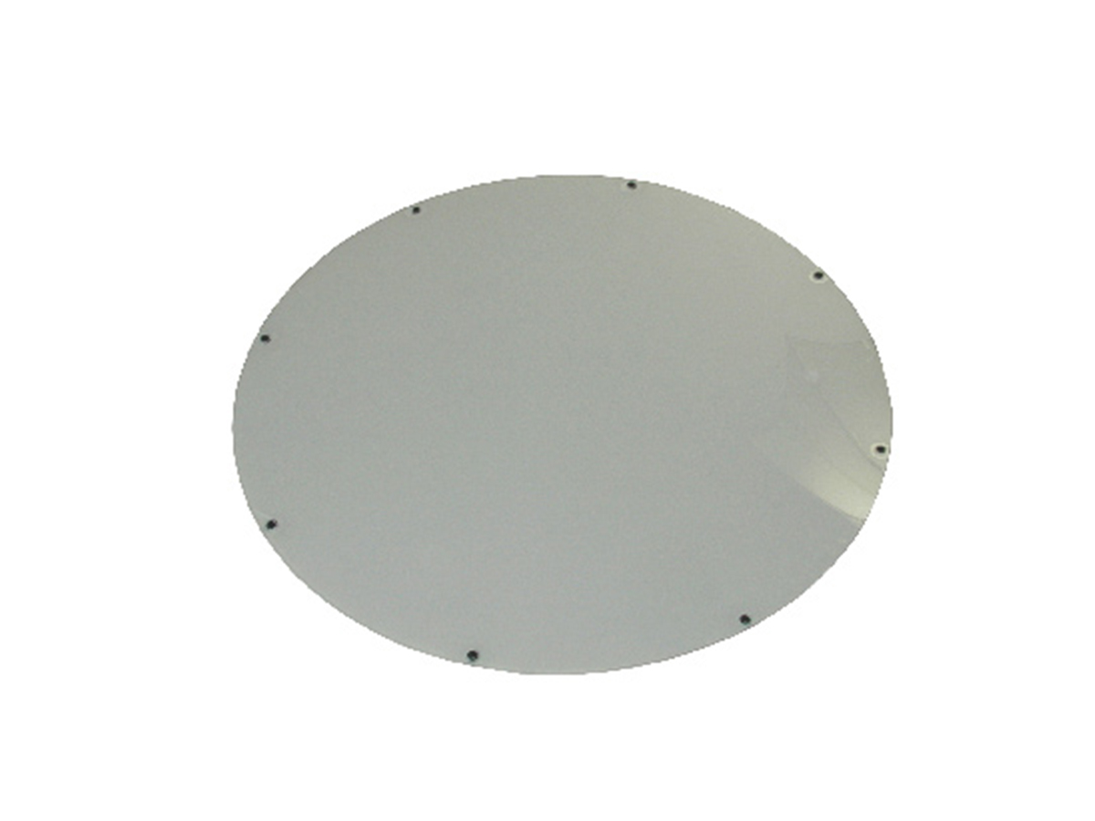 34 3/4″ Dia Flat Window