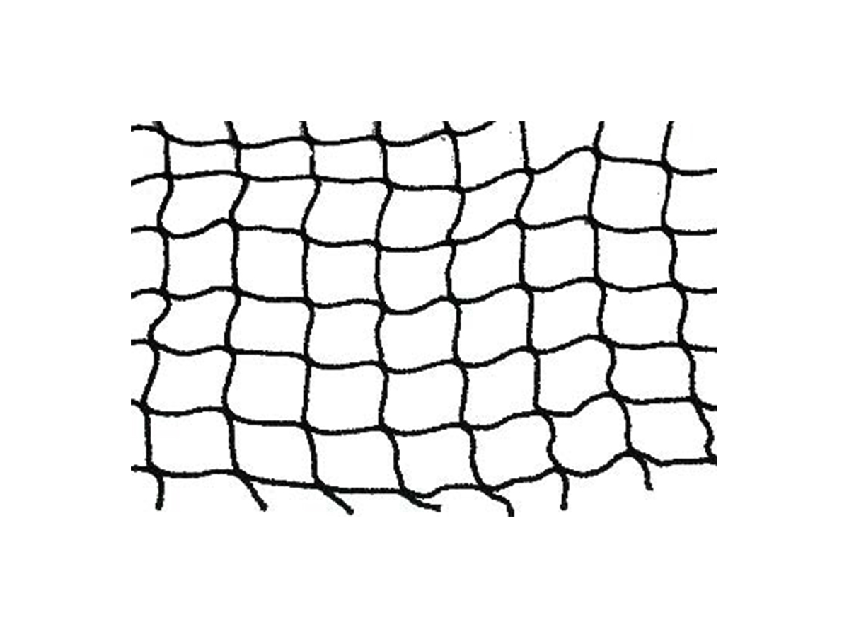2″ Square Heavy Net 10′