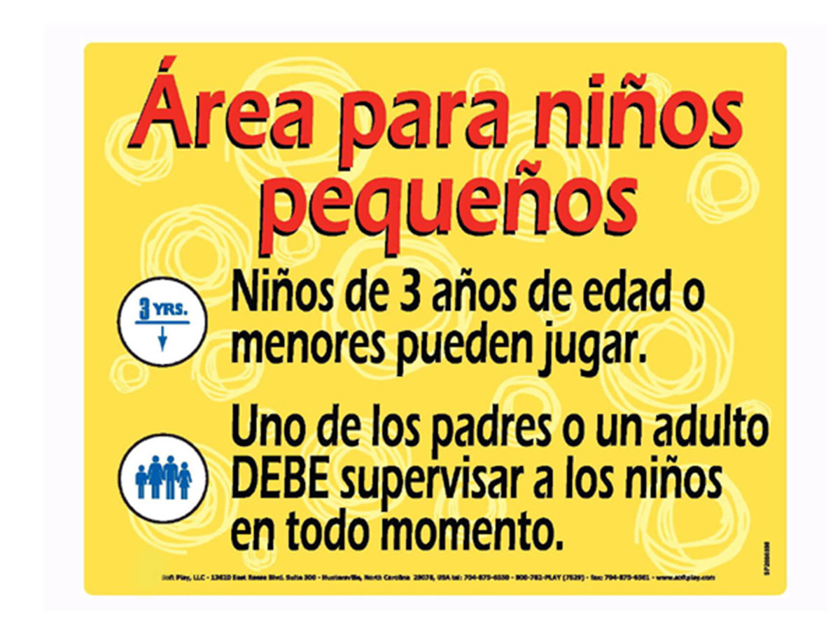 Toddler Area  (Spanish)