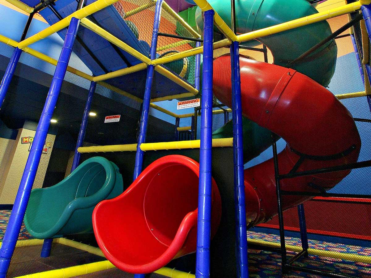 Combo Spiral Slides