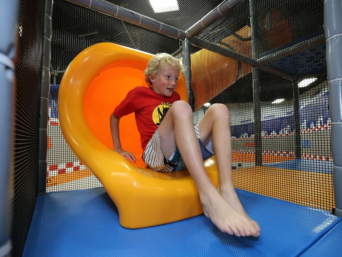 Curved Slides