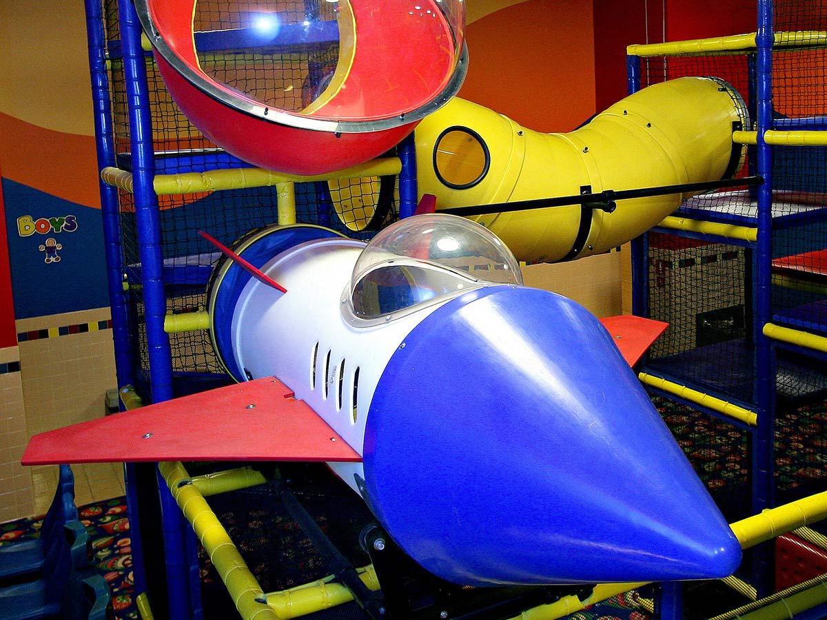 Jet Blaster