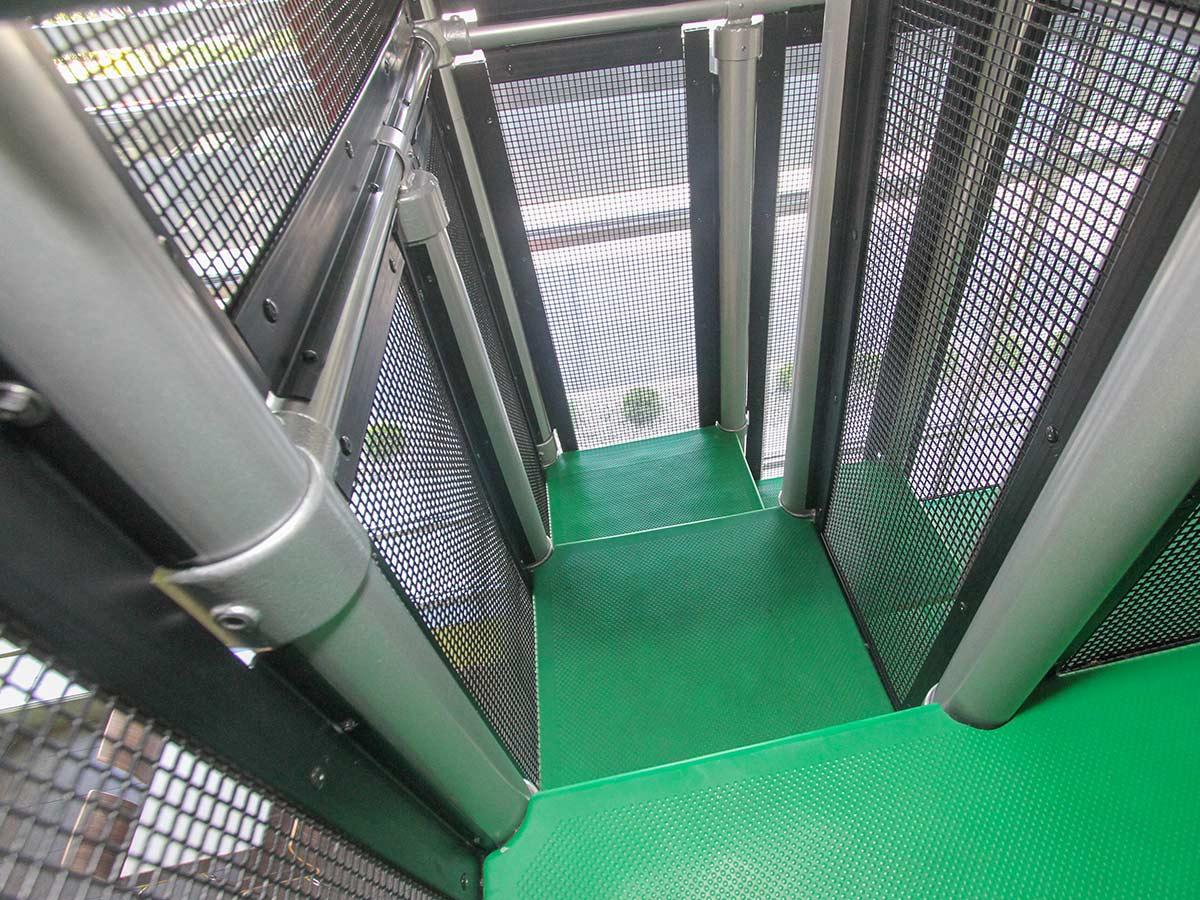 2×2 Platform Climb