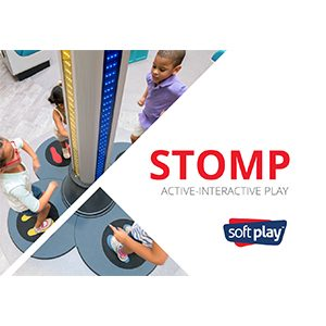 STOMP catalog cover