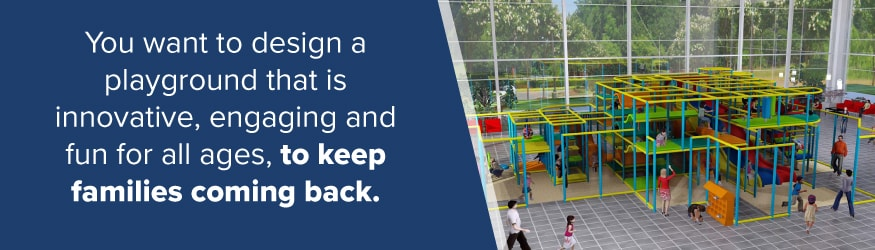 Keep Families Coming Back to Playground