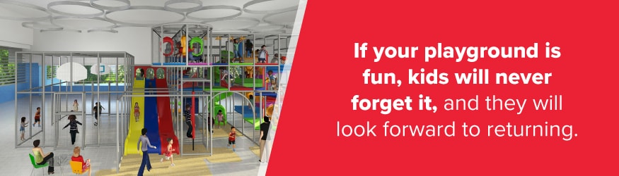 Designing Fun Indoor Playground