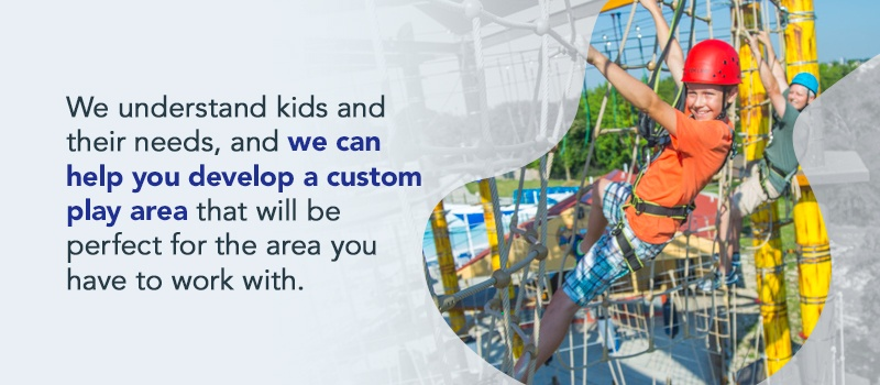 How Soft Play Can Help Design Play Areas