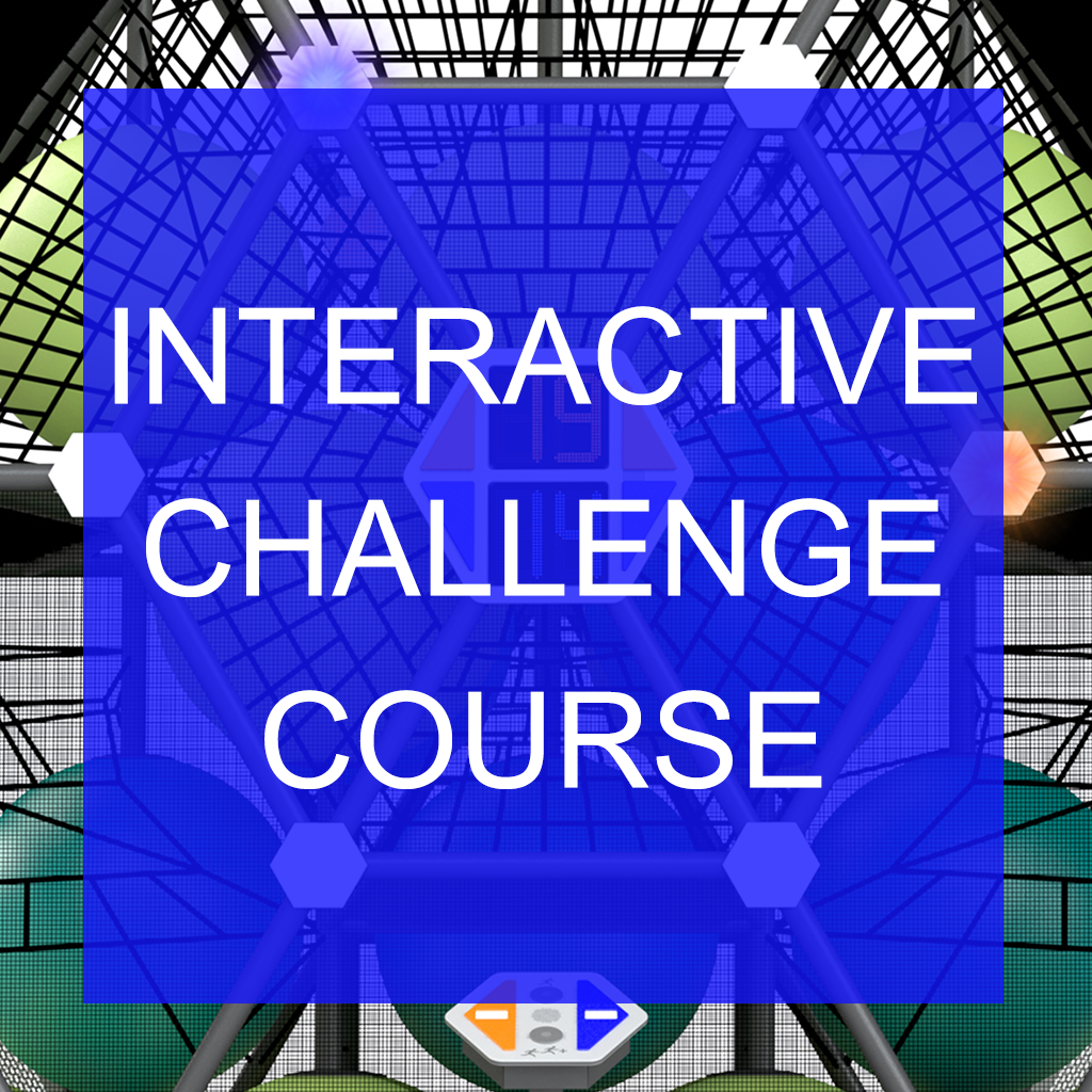 Interactive Challenge Course Button