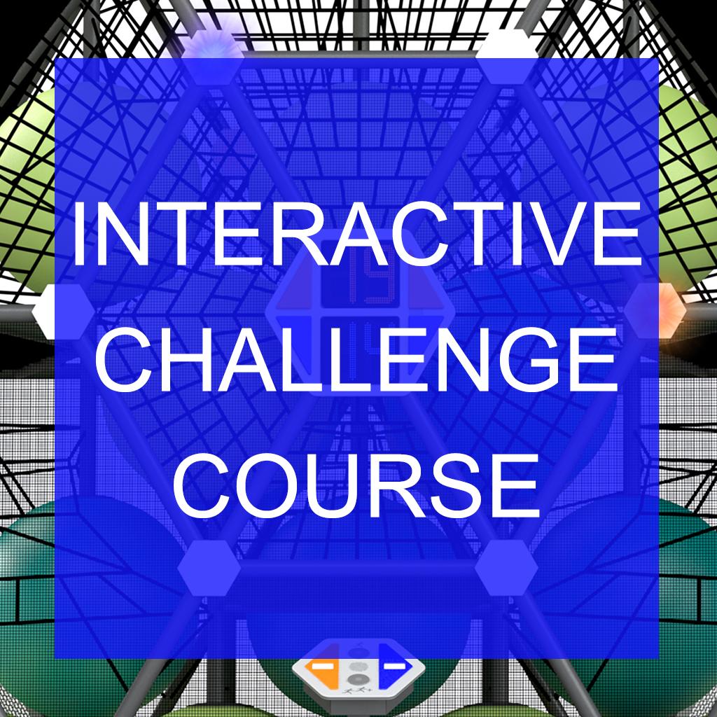 Interactive Challenge Course Button