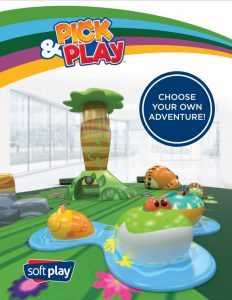 Pick & Play Catalog Cover