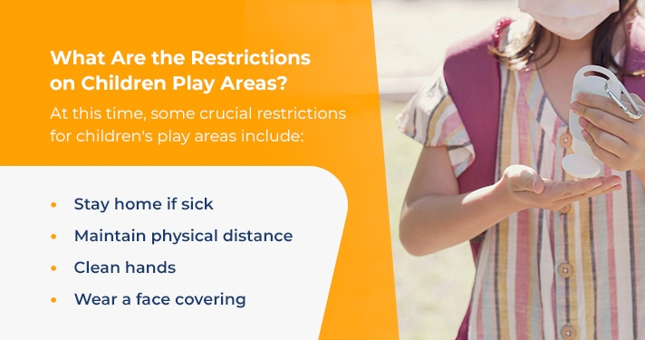 Restrictions on childrens play areas