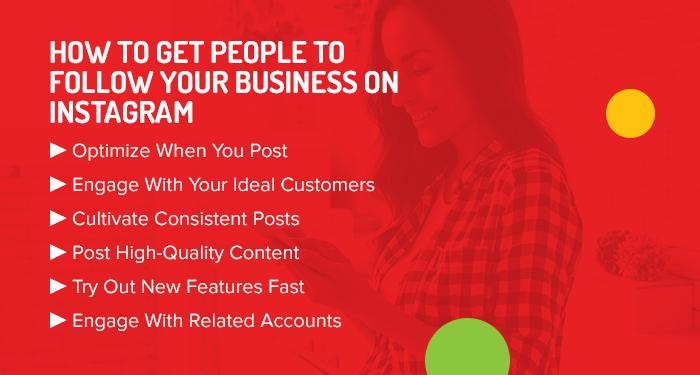 How to get people to follow your business on Instagram