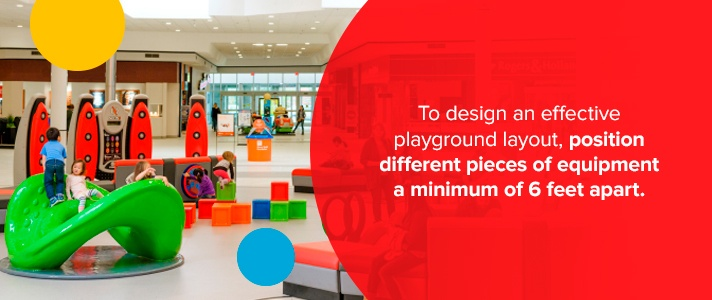 Designing a play area space