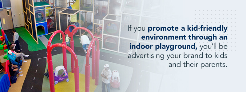 Attract kids to your business