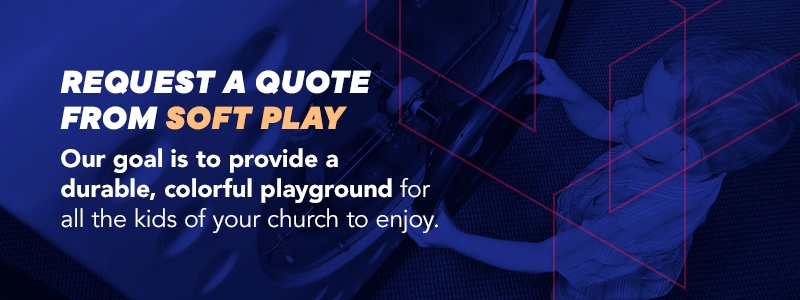 Request a quote from Soft Play for church playgrounds
