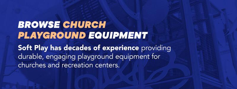 Browse church playground equipment
