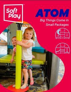 Atom brochure cover