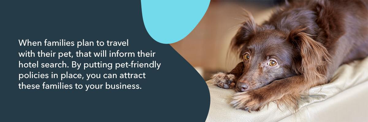 Adopt Pet-Friendly Policies