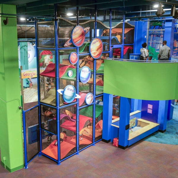 Featured project in Children's Museum of Atlanta