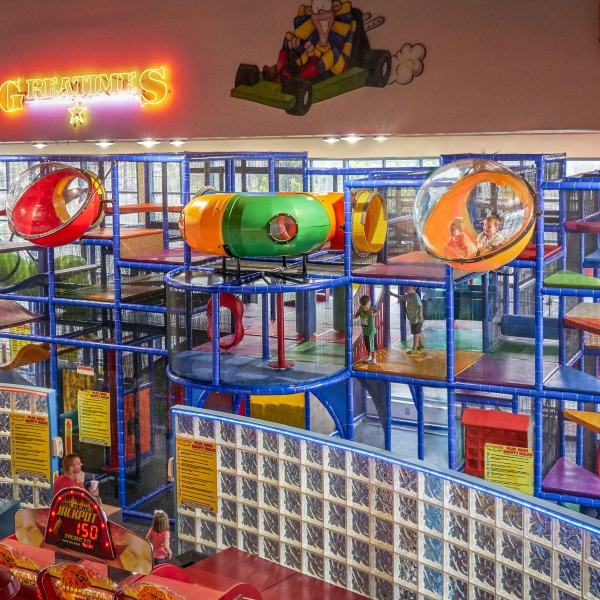 Featured project in Great Times Indoor Playland