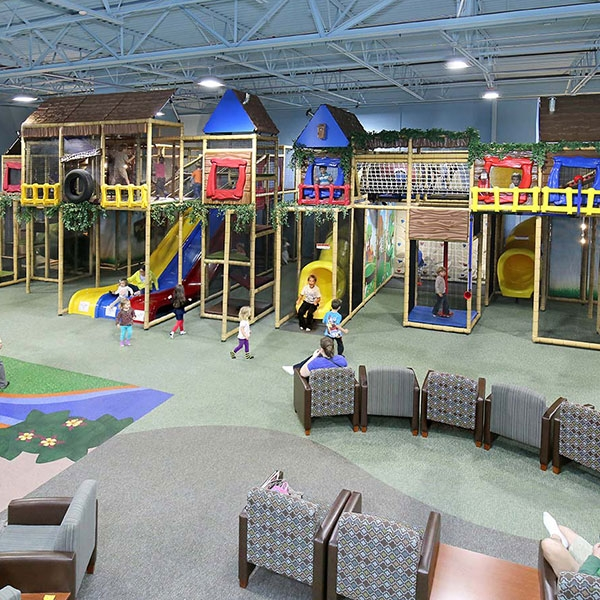Playground Photos | Contained playgrounds, Commercial playgrounds ...
