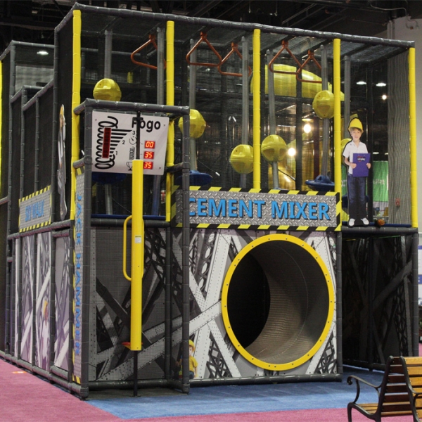 Featured project from Soft Play